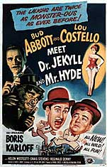 Abbott & Costello Meet Dr. Jekyll and Mr. Hyde poster