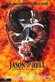 Jason Goes to Hell - The Final Friday poster