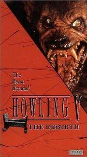 Howling V poster