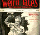 Weird Tales: July/August 1923