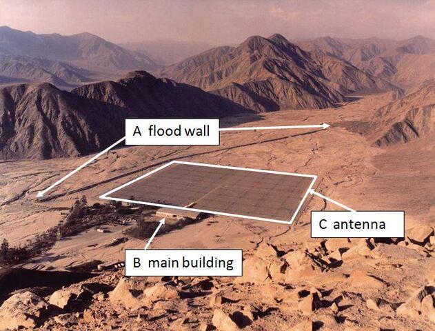 File:Jicamarca flood wall main building antenna.jpg