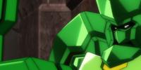 Green Grandé