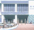 Nekogekaigan Station