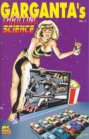 Garganta's Thrilling Science Vol 1 1