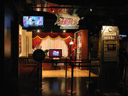 Gyakuten Kenji 2 - Theme park attraction