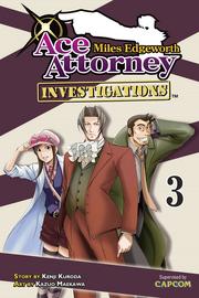 Edgeworth Manga 3