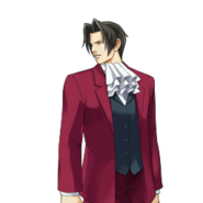 PXZ2 Miles Edgeworth (full) - determined 1