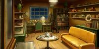Layton's office