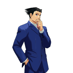 File:PXZ2 Phoenix Wright (full) - thinking (right).png