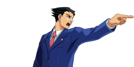 File:PXZ2 Phoenix Wright (zoom) - objecting (right).png
