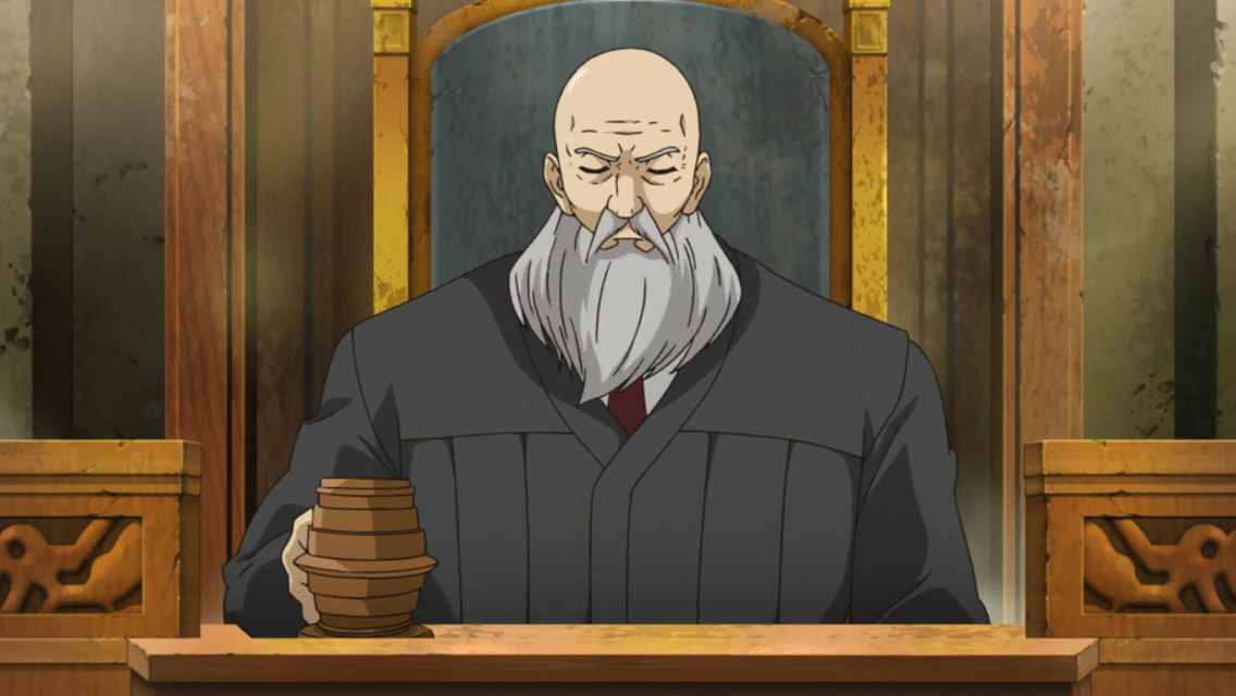 Image result for anime lawyer