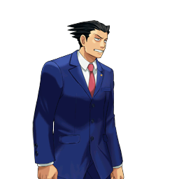 File:PXZ2 Phoenix Wright (full) - exasperated (right).png