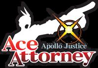 Apollo Justice Ace Attorney logo