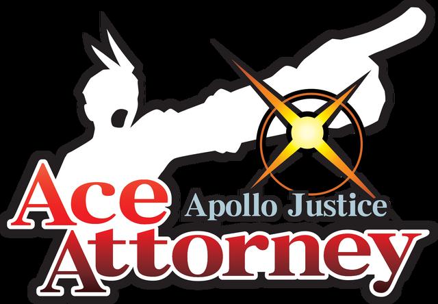File:Apollo Justice Ace Attorney logo.png