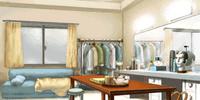 Dressing room (Global Studios)