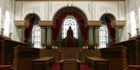 English courthouse