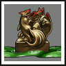 Fox and Demon Statue.png