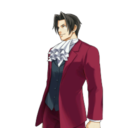 File:PXZ2 Miles Edgeworth (full) - smiling.png