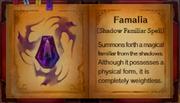 Familia spell