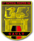Official Gault Team Emblem