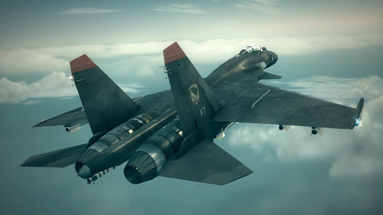 Loading su 33 flanker d carrier based fighter jet su 27 - Su 33 Flanker D Razgriz Jpg