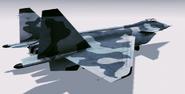 MiG-1.44 Event Skin 01 Hangar 2