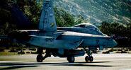 Trigger FA-18F Runway