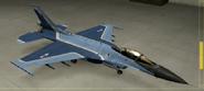 F-2A Mercenary color hangar
