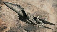 F-15E Strike Eagle AH Flyby 2