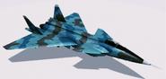 MiG-1.44 Event Skin 02 Hangar 1