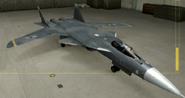 Su-47 Soldier color hangar