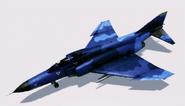 F-4E Normal Skin 01 Blue Hangar