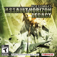 Assault Horizon Legacy cover
