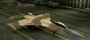 F-16C Knight color hangar