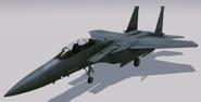 F-15E Strike Eagle Hangar