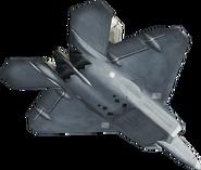 F-22 Raptor (Aurelia Back)