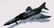 F-4E Normal Skin 01 Gray Hangar