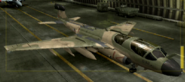 EA-6B Mercenary color hangar