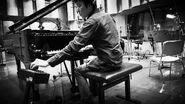 Keiki Kobayashi Piano Black and White