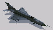 MiG-21bis Event Skin -03 Hangar