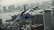 ASF-X Tokyo Flight