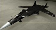 Su-47 Standard color hangar
