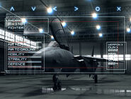 AC04 F-14A Hangar