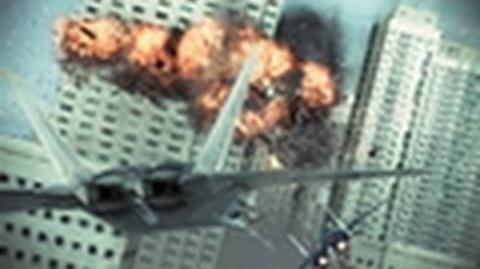 Ace Combat Assault Horizon - Announcement Trailer