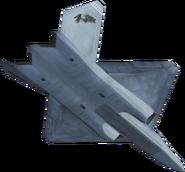 YF-23 (Aurelia Back)