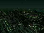Expo city at night 2