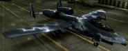 A-10A Special color hangar