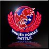Winged Horses Battle Emblem