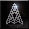 Three Arrowheads (Low-Vis) Emblem Icon