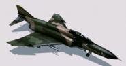 F-4E Normal Skin 01 Green Hangar